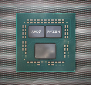 AMD Ryzen2 3950X chiplets